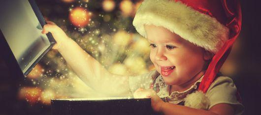 Geschenke zu Weihnachten für Kinder