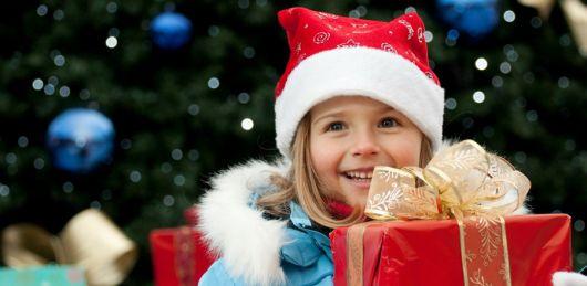 Weihnachtsgeschenk für Kinder - interessante Ideen