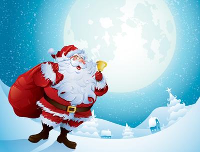 individuelle weihnachtsgeschenk vom santa